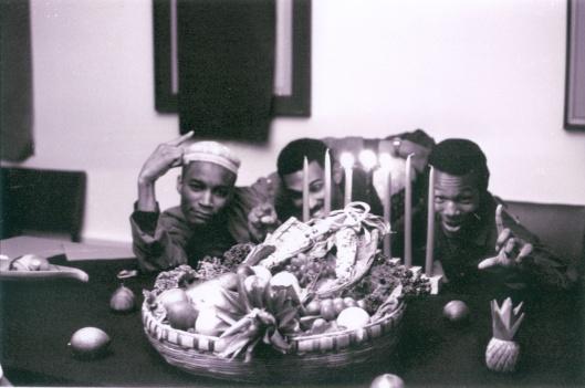 Kwanzaa Celebration at UVA, 1981