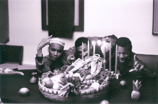 Kwanzaa Celebration at UVA, 1981